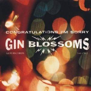 Cover - Gin Blossoms: Congratulations I'm Sorry