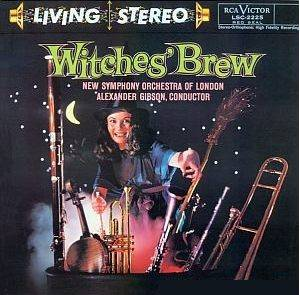 Witches' Brew - Cover