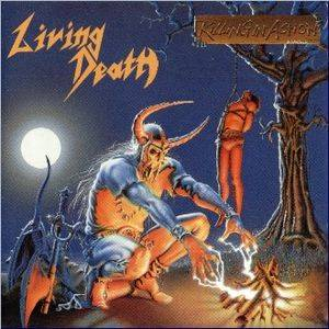 Living Death: Killing In Action - Cover