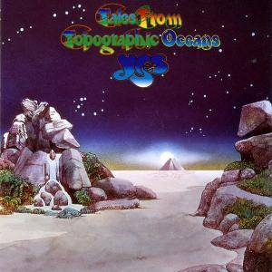 Yes: Tales From Topographic Oceans (2-CD) - Bild 1