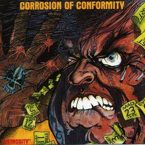 Cover - Corrosion Of Conformity: Animosity