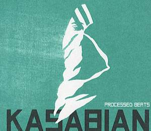 Kasabian: Processed Beats - Cover