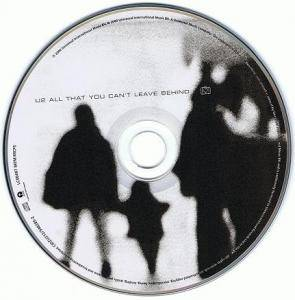 U2: All That You Can't Leave Behind (CD) - Bild 3