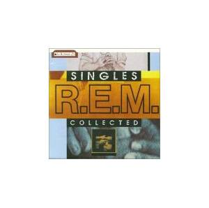 R.E.M.: Singles Collected - Cover