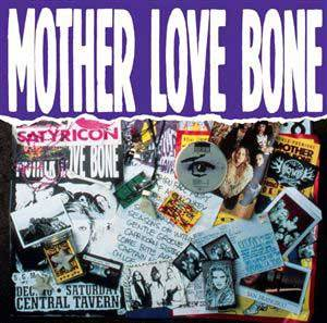 Mother Love Bone: Mother Love Bone - Cover
