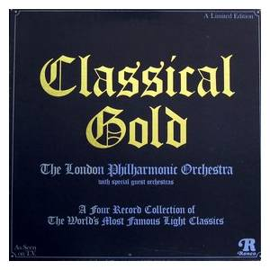 Classical Gold - Cover