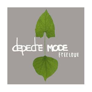Depeche Mode: Freelove - Cover