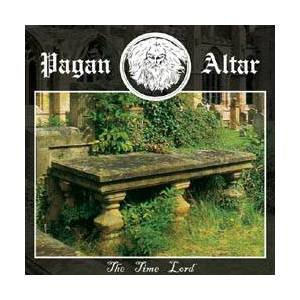 Pagan Altar: Time Lord, The - Cover
