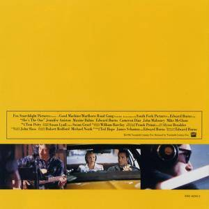 "Tom Petty & The Heartbreakers: Songs And Music From The Motion Picture ""She's The One"" (CD) - Bild 2"