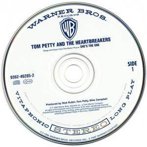 "Tom Petty & The Heartbreakers: Songs And Music From The Motion Picture ""She's The One"" (CD) - Bild 3"