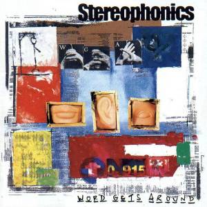 Cover - Stereophonics: Word Gets Around