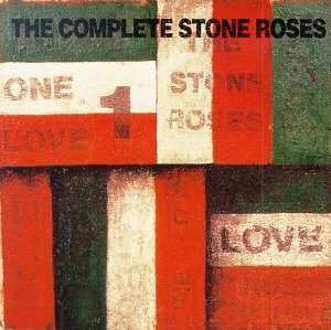 The Stone Roses: Complete Stone Roses, The - Cover