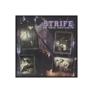 Cover - Strife: In This Defiance