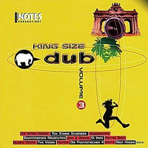 King Size Dub Vol. 3 - Cover