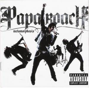Papa Roach: Metamorphosis - Cover