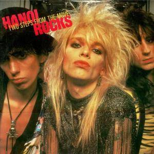 Hanoi Rocks: Two Steps From The Move (CD) - Bild 1