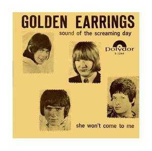 Cover - Golden Earrings: Sound Of The Screaming Day