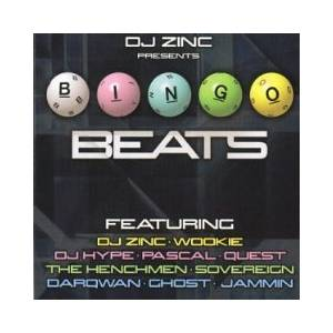 Cover - Wookie: DJ Zinc Presents Bingo Beats