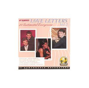 Love Letters Vol. 2 - 20 Sentimental Evergreens (CD) - Bild 1