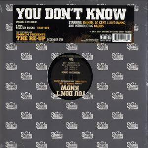Cover - Stat Quo: You Don't Know