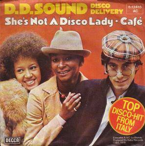 Cover - D.D. Sound: She's Not A Disco Lady