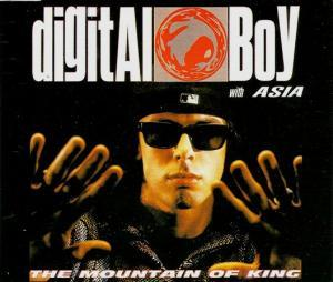 Digital Boy: Mountain Of King, The - Cover
