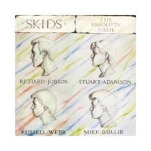 Skids: Absolute Game, The - Cover