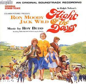 Cover - Roy Budd: Flight Of The Doves, The