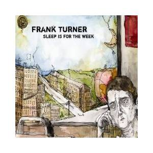 Frank Turner: Sleep Is For The Week - Cover