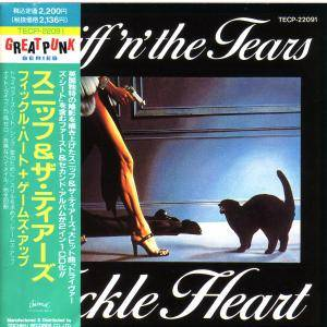 Cover - Sniff 'n' The Tears: Fickle Heart / The Games Up