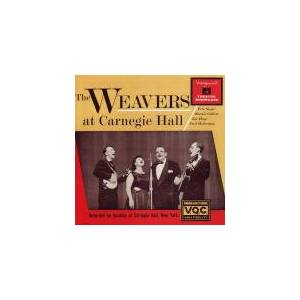 Cover - Weavers, The: Weavers At Carnegie Hall, The