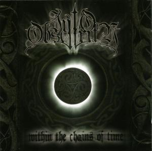 Into Obscurity: Within The Chains Of Time - Cover