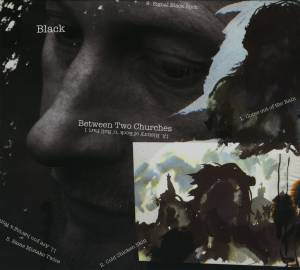 Cover - Black: Between Two Churches