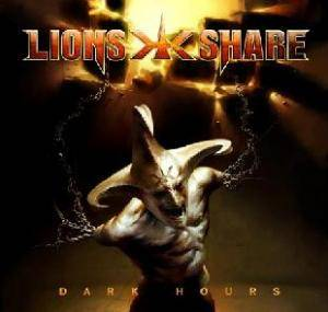 Lions Share: Dark Hours - Cover