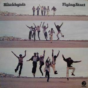 Cover - Blackbyrds, The: Flying Start