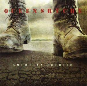 Queensrÿche: American Soldier (CD) - Bild 1