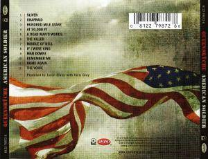 Queensrÿche: American Soldier (CD) - Bild 3