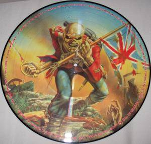 "Iron Maiden: Flight Of Icarus / The Trooper (Promo-PIC-12"") - Bild 2"