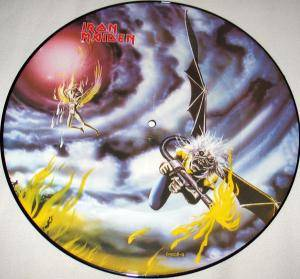 "Iron Maiden: Flight Of Icarus / The Trooper (Promo-PIC-12"") - Bild 1"