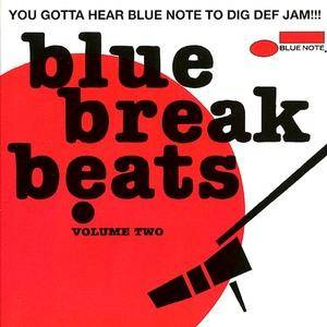 Cover - Reuben Wilson: Blue Break Beats Volume Two