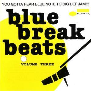 Cover - Reuben Wilson: Blue Break Beats Volume Three