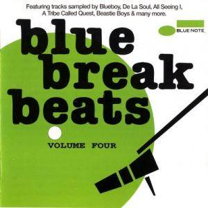 Cover - Reuben Wilson: Blue Break Beats Volume Four