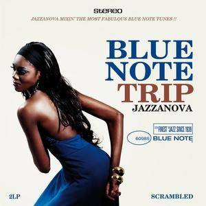 Cover - Digable Planets: Blue Note Trip Jazzanova Scrambled