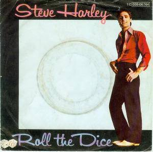 Cover - Steve Harley: Roll The Dice