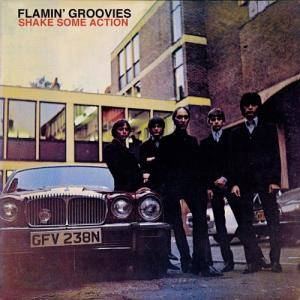 The Flamin' Groovies: Shake Some Action - Cover