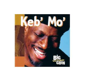 Cover - Keb' Mo': Big Wide Grin