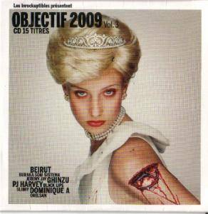 Inrockuptibles - 695 - Objectif 2009_Vol. 3 - Cover