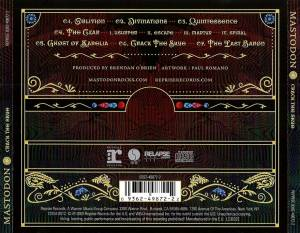 Mastodon: Crack The Skye (CD) - Bild 4