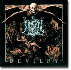 Funeral Mist: Devilry - Cover