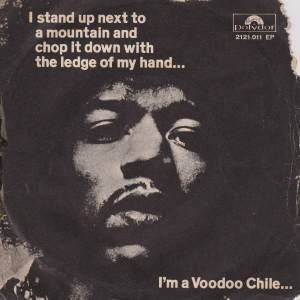 The Jimi Hendrix Experience: Voodoo Chile - Cover